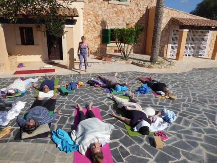 Yoga auf Mallorca