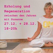 Erholung und Regeneration