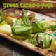 green tapas
